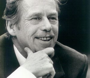 Václav Havel Passing