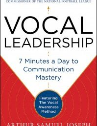 My new Book- Vocal Leadership!