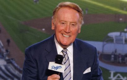 Vin Scully—The Voice of a Storyteller